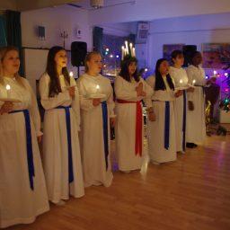 Luciafest på Lönnen 2017